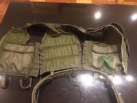 AIRSOFT VIPER VEST AND OTHER