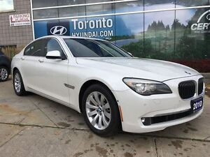 2010 BMW 7 Series xDrive MINT SHAPE! NO ACCIDENTS!