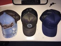 Baseball Trucker Mesh Hats (Adjustable)