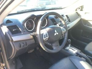 2012 Mitsubishi Lancer SE...Moonroof, Leather buckets, Alloys, S Kingston Kingston Area image 12