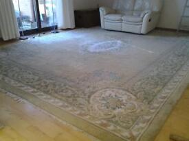 Large rug. 15 feet × 18 feet reduced price