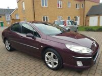 PEUGEOT 407 PETROL CAR EW10 ENGINE not PEUGEOT 406 AUTOMATIC 307 TOYOTA COROLLA AUTOMATIC ACCORD