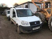 2006 Fiat Doblo 1.3 Multijet Diesel Van for Sale.