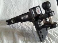 Range rover L322 adjustable tow bar