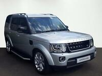 Land Rover Discovery SDV6 LANDMARK (silver) 2016-03-31