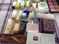 ELf make up and various body lotions
