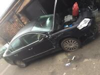 VW Passat b6 2.0 tdi black saloon 2005-2010 breaking complete car