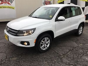 2014 Volkswagen Tiguan Automatic, Power Group, AWD