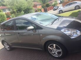 Toyota Corolla Verso 7-seater 2007 Diesel Manual- year MOT - Perfect condition £3000 non negotiable
