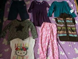 Age 4-5 girls bundle of clothes