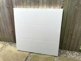 Kingspan TR27 100mm thick, 1.2m x 1.2m, 13 sheets of BRAND NEW flat roof insulation