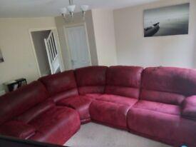 Corner group Sofa (1 yr old)