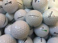 100 A/B Grade Golf Ball, Srixon, Titleist Pro V1, Callaway ect