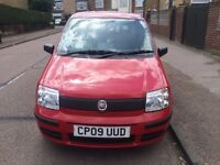 Excellent condition,1 year MOT-2009 reg Fiat Panda 1.1 Eco Active ECO 5dr for sale.Only £1299!!
