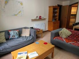 Room available in central Oban, furnished flat, £325/mo