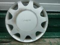 1 - 13IN. MAZDA WHEEL COVER