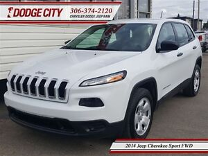 2014 Jeep Cherokee Sport FWD **PST PAID**