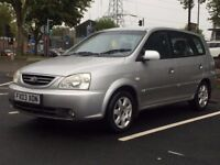 KIA CAREN 2003**£399**LOW MILES*LONG MOT*SERVICE HISTORY*PX WELCOME*DELIVERY