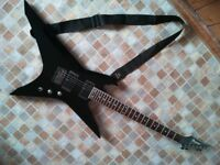 electric guitar Ibanez Xiphos