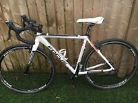 Focus Mares cyclocross bike (small) - Shimano 105s - MINT condition