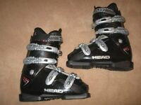 Head Edge 7.0 Ski Boots . Size 7 including bag – Price reduced….