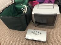 Portable colour TV