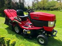 Westwood T50 Ride On Mower - Lawnmower & Collector - Countax/John Deere/Kubota