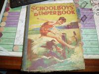 Schoolboys bumper book 1937