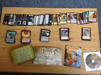 Huntik Trading Card Game Starter Deck - Complete with Disc