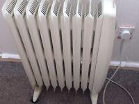 Dimplex eco portable radiator