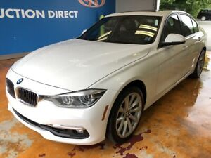 2017 BMW 330 i xDrive 2.0L TWIN-TURBO/ HEATED POWER LEATHER/...
