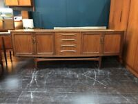 Fresco Sideboard by G Plan. Retro Vintage Mid Century