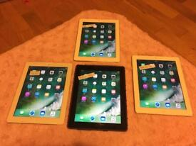 iPad 4th gen retina 16gb wifi + 4G SIM