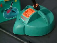 Bosch Aquasurf patio cleaner, little used, in box