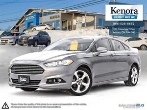 2013 Ford Fusion SE AWD *Clean Carproof w/ Super Low Km's*