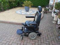 Rascal 327 powerchair/scooter