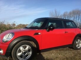 Mini one 1.4 low milage
