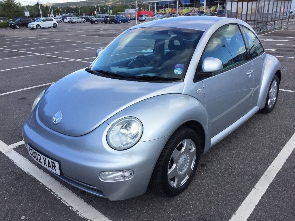 2002 VOLKSWAGEN BEETLE / NEW MOT / CARDS TAKEN / CAMBELT REPLACED 2015 / WE DELIVER
