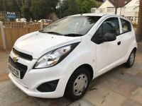 1 OWNER CHEVROLET SPARK WITH FULL SERVICE HISTORY