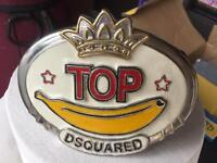 "Dsquared ""Top Banana"" belt"