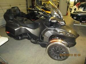 2013 Can-Am CAN-AM SPYDER RT-S Cambridge Kitchener Area image 3