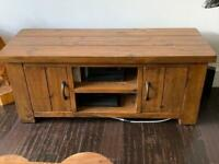Large Pine Sideboard TV stand