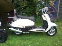 £350 (ZNEN) Lexmoto 2012. ZN 50 QT-K MOT till May 2017. good starter.