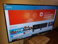 BRAND NEW BOXED SAMSUNG 50-inch SMART TV,ULTRA UHD 4K HDR LED TV-UE50MU6120,builtin Wifi,Freeview HD