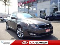 2012 Kia Optima EX LEATHER PANO ROOF BLUEOOTH CLEAN CARPROOF! Mississauga / Peel Region Toronto (GTA) Preview