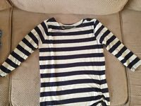 Mothercare Maternity Top and Vest size S/M
