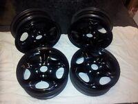 LandRover Freelander steel wheels