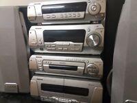 Technics surround sound system mint condition.got no surround speakers. £60.no offers