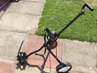 Kids Dunlop golf trolley