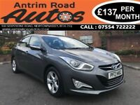 2013 HYUNDAI I40 ACTIVE BLUE DRIVE 1.7 CRDI ** FULL SERVICE HISTORY ** FINANCE AVAILABLE **